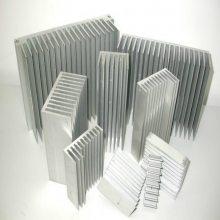 精品热销梳子型散热器 led散热器铝型材 可表面处理及深加工
