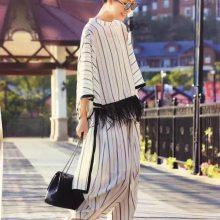 供应娅尼蒂斯2019夏品牌l连衣裙折扣女装 品牌折扣女装批发 品牌女装走份批发