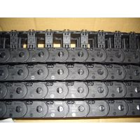 供应日本TSUBAKI拖链TKP35H22-30W38R37椿本塑料拖链