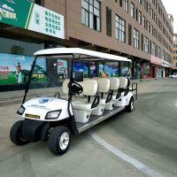 傲森厂家直销AS-0010任意颜色均可定制10人座电动观光车电动看房车