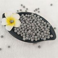 供应彩色电气石陶粒  植物花土/园艺回填化肥陶粒 多肉植物用
