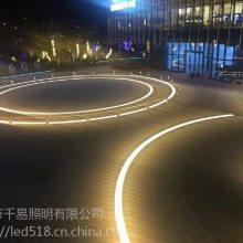 广东深圳广场LED地砖灯价格
