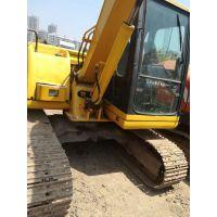 小松60-7二手挖掘机原版车况原装报关进口机器小型挖机加长臂