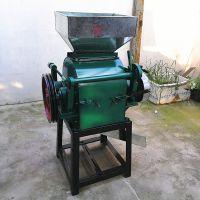 燕麦黄豆破碎机 玉米小麦挤扁机 五谷杂粮压扁机 佳诚机械