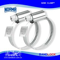GEMI吉美不锈钢喉箍卡箍GEMI CLAMP系列原厂正品规格齐全