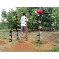 电网改造用手扶电线杆挖坑机更专业