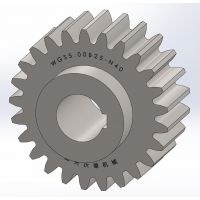 供应标准直齿轮【 M5.00 】,B型,精密齿轮,正齿轮