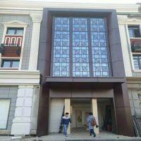 幕墙氟碳铝单板价格_欧百得
