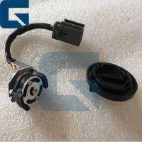 PC200-6 PC200-5电器元件节流阀电机旋钮开关件号7825-30-1301