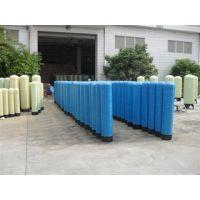 玻璃钢0.3-0.6软水罐降低水硬度省水省电适用性广河北智凯