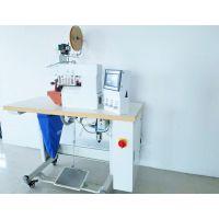 工业缝纫机无车缝机械 无缝服装黏胶生产设备机器