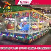 广州欢乐喷球车公园新型游乐设备童星造型精美