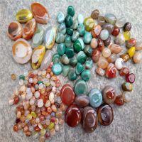 厂家出售天然玛瑙石家庄原石做摆饰用玛瑙碎石