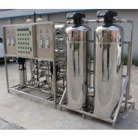 宁波金长江厂家专供2吨双级工业环保水处理消毒设备 全不锈钢纯水处理设备