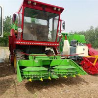 青储机 内蒙古玉米秸秆青储机供应秸秆粉碎收割机厂家