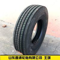 包邮银宝威龙 12R22.5 货车客车汽车真空全钢丝轮胎翻斗车轮胎
