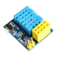 ESP8266 ESP-01 ESP-01S DHT11 温湿度WiFi节点模块