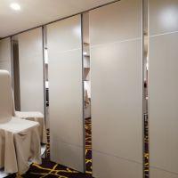 65型三聚氰胺板酒店活动隔断/宴会厅活动隔断
