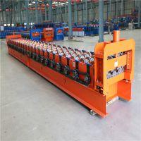 金诚信压瓦机750楼承板成型设备厂家直销