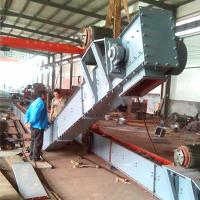 煤面刮板式输送机 移动式移动刮板运输机