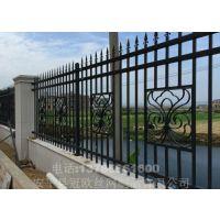 供应 鞍山锌钢护栏 阳台围栏 小区围栏 别墅护栏 等镀锌钢金属