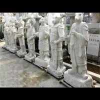 专业制作 广场十二生肖 花岗岩大象十二生肖动物 12生肖兽首雕塑