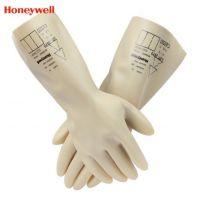陕西西安霍尼韦尔 2091903 进口 电工绝缘手套全涂层天然乳胶500V电工防护手套 耐低温