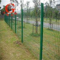 厂家直销圈地园林双边丝护栏网 河道防护网护栏网可定制