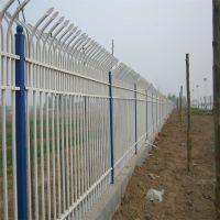 别墅围墙护栏 花园隔离栅栏 学校铁艺围栏栅栏