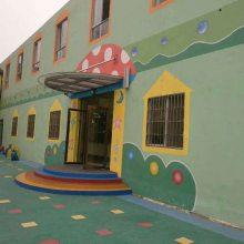 幼儿园设计-广丽幼儿园装修方案-小型幼儿园设计设计图