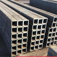 供应一级低合金无缝矩形管300*300*8 q345b大口径薄壁方钢管