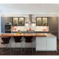 厨房橱柜 定制餐具柜 定制橱柜 实木橱柜 整体橱柜 大理石门板