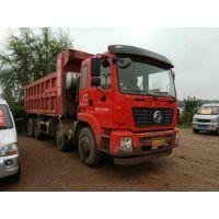 山西忻州国五东风专用货车11吨前四后八工程自卸车急售