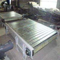 链板输送机厂家环保 链条链板输送机调试品牌厂家