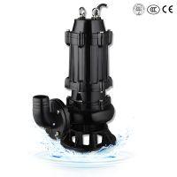 上海威沪WQ潜水排污泵无堵塞灌溉家用化粪池三相380v农业工业水泵