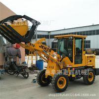 优质多规格装载机 轮胎式液压装卸车  全液压轮式小型装载机