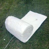 生产硅酸铝甩丝针刺毯 防火硅酸铝保温棉 新型环保陶瓷纤维棉50mm