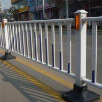 中心路段隔离网 道路人流阻隔网 安全警示标护栏网