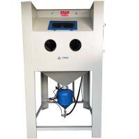 中山手动打砂机 艾航高压型喷砂机可使用钢砂磨料