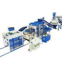 江苏苏州水泥免烧砖机 免烧压砖机价格 砖机设备厂家