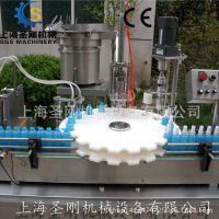 眼镜片清洗液灌装生产线 30ML 50ML镜片清洗液灌装生产线