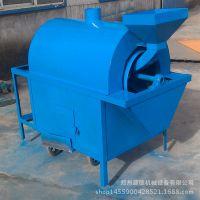 小型食品加工设备电加热炒货机 不锈钢滚筒炒货机可定做