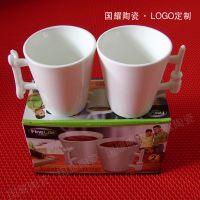 淄博创意马克杯厂家定制广告陶瓷杯 工具陶瓷杯 定制LOGO。
