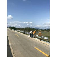 广东波形护栏_乡村公路护栏板多少钱一米