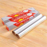 厂家直销 底价供铝箔纸 烧烤锡纸 烤肉加厚锡箔纸 烘焙用纸铝箔纸