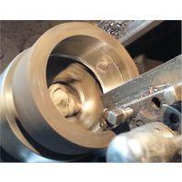 高速加工灰铸铁的超硬PCBN刀具提高切削速度-- 保证被加工铸铁工件的表面精度