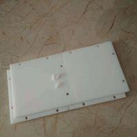 污水处理厂用耐腐蚀抗冲耐磨聚乙烯衬板PP衬板