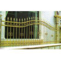 现货铁艺围栏 巨煜金属 现货铁艺围栏价格 铁艺围栏采购