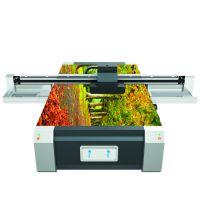 uv2030石材瓷砖背景墙UV喷绘写真机 5d浮雕多功能壁画八色平板uv打印设备