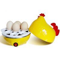 蒸蛋器 会销家庭礼品 母鸡造形神器早餐机 可爱煮蛋器
